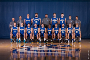 University of Lethbridge Men's Basketball
